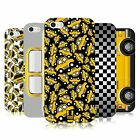 HEAD CASE DESIGNS YELLOW CAB SOFT GEL CASE FOR APPLE iPHONE 5 5S SE