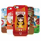 HEAD CASE DESIGNS CHIBI NEKOMIES SOFT GEL HÜLLE FÜR APPLE iPHONE 5 5S SE