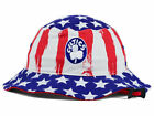 Boston Celtics NBA HWC USA Log Cabin Bucket Floppy Stars & Stripes Retro Hat Cap on eBay