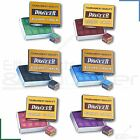 Pioneer Snooker Pool Billiards Cue Tip Chalk 1, 3, 6, 12 or 24 Cubes