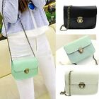 Women Shoulder Bag Faux Leather Handbag Tote Purse Satchel Hobo Messenger Bag HQ