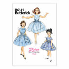 Butterick 6315 Sewing Pattern to MAKE ‏Retro '61 Girls' Dresses suit Weddings