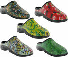 Gardening Clog Shoes Back Garden Slip On Comfort Shoes Mens Womens Unisex