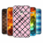 HEAD CASE DESIGNS PIXEL PATTERNS SOFT GEL CASE FOR ALCATEL PIXI 3 (4)