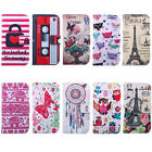For Sony Xperia Z4 New Flip Leather Rubber Wallet Card Hold Soft Skin Case Cover
