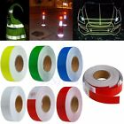 3M 50M Reflective Safety Warning Tape Film Sticker Strip Conspicuity Tape Roll