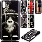 TPU Skin Back Cover Case For Lenovo A6000