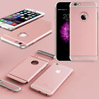Full Ultra-thin Shockproof Armor Back Hard Case Cover for Apple iPhone 6 6S Plus