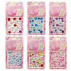 Adhesive Rhinestone Diamante Gem Sticker Scrapbook Phone Car Decoration Nail Art