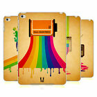 HEAD CASE DESIGNS GOTAS DE COLOR CASO DURO TRASERO PARA APPLE iPAD MINI 4