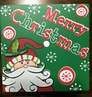 all white christmas decorations - Painted Christmas, Winter, Holiday, Wooden Table Decor Blocks 3D w/Metal Accent