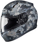 HJC CL-17 Void Full Face Motorcycle Helmet Matte Black Camo