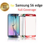 3D Curved Full Tempered Glass Screen Protector for Samsung Galaxy S6 Edge Plus