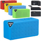 Portable Bluetooth Wireless Stereo Speaker For iPhone Samsung Phone Tablet PC