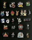 Mickey & Minnie Mouse Pluto Valentine Glamour Snow Ballet Splendid Disney Pin