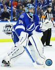 Ben Bishop Tampa Bay Lightning 2015-2016 NHL Action Photo SR055 (Select Size)
