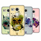 HEAD CASE DESIGNS BLOOMING SKULLS SOFT GEL CASE FOR LG NEXUS 5X