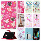 For LG K10 Premium Leather Wallet Case Pouch Flip Phone Cover + Screen Protector