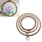 1X Plastic Cross Stitch Machine Embroidery Hoop Ring Frame DIY Hand Sewing Craft