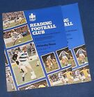 READING HOME PROGRAMMES 1979-1980