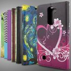 For LG Stylus 2/ G Stylo 2/  Stylo 2 V Wallet Case Phone Cover + LCD Protector