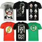 Character Mens T Shirt Short Sleeve Crew Neck Tee Top Clothing Wear New