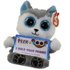 TY PEEK A BOO PHONE HOLDER WITH SCREEN CLEANER BOTTOM PICK YOUR FAVORITE(S)