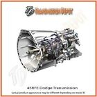 45RFE Dodge  Transmission 4x4