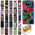 pebble phone - For Samsung Galaxy Note 8 IMPACT TUFF HYBRID Protector Case Skin Phone Cover