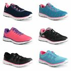 New Ladies Running Trainers Shock Absorbing Fitness Gym Sports Womens Shoes Size