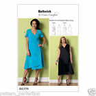 Butterick 6359 Easy Sewing Pattern to MAKE Misses'/Women's Wrap-Front Dresses