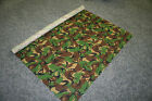 Rip stop DPM Woodland Camouflage Materiel Fabric Off The Rolls New!Various Sizes