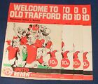 MANCHESTER UNITED HOME PROGRAMMES 1975-1976