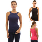 Women Attractive Design Vest Tops Sleeveless Blouse Shirts Casual Tank Tops Hot