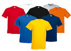 Fruit of the Loom Men's Value Weight Cotton Vest T-Shirt  S-XXXL Pack of  5