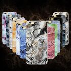 Marble Pattern Print Stone Hard Case Cover Thin For iPhone 5S SE 5 6 6S Plus +
