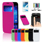Multi-color Smart Flip Protective Cover Case for Samsung Galaxy S4 Mini I9190