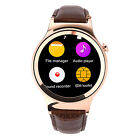 S3 Smart Watch Phone MTK2502 Heart Rate Pedometer Sleep Monitor For IOS Android