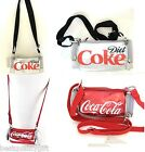 NEW RED CLASSIC COCA-COLA+GREY,GRAY DIET COKE CAN CROSS BODY+PURSE+HAND BAG $54.82  on eBay