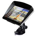 7 Inch Car GPS Navigation 128RAM 4GB Navigator SAT NAV Free Map with Sunshade