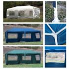 10'x20' Outdoor Canopy Party Wedding Tent Garden Gazebo Pavilion Cater Events
