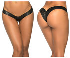 Mapale 3015 Mini Scrunch Panty Color Black