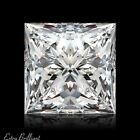 0.71 Carat D/SI1/VG-Pol Princess Cut GIA Certified Diamond 5.13x5.04x3.53mm