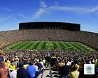 Michigan Wolverines Stadium NCAA Football Action Photo QK101 (Select Size)