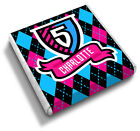 Personalised MONSTER HIGH Girl's 5th 6th 7th Birthday Party Favour Chocolates