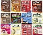 Nakd Bars Mixed Selection Case *Vegan, Raw, Wholefood, Variety Box*