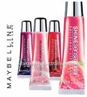 MAYBELLINE Lipgloss SHINE SENSATIONAL Lip Gloss SQUEEZY (uncarded) *YOU CHOOSE*