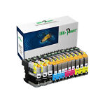12 Compatible LC223 Ink Cartridge For Brother Printers
