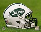 New York Jets NFL Helmet Photo SY117 (Select Size)