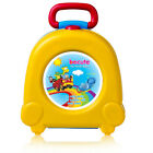 Potty Kid Portable Toilet Seat Baby Toddler Training Carry Potty Outdoor